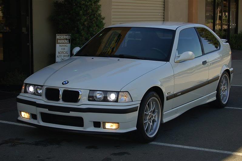 Supercharged 1997 BMW 318ti for sale – German Cars For ...
