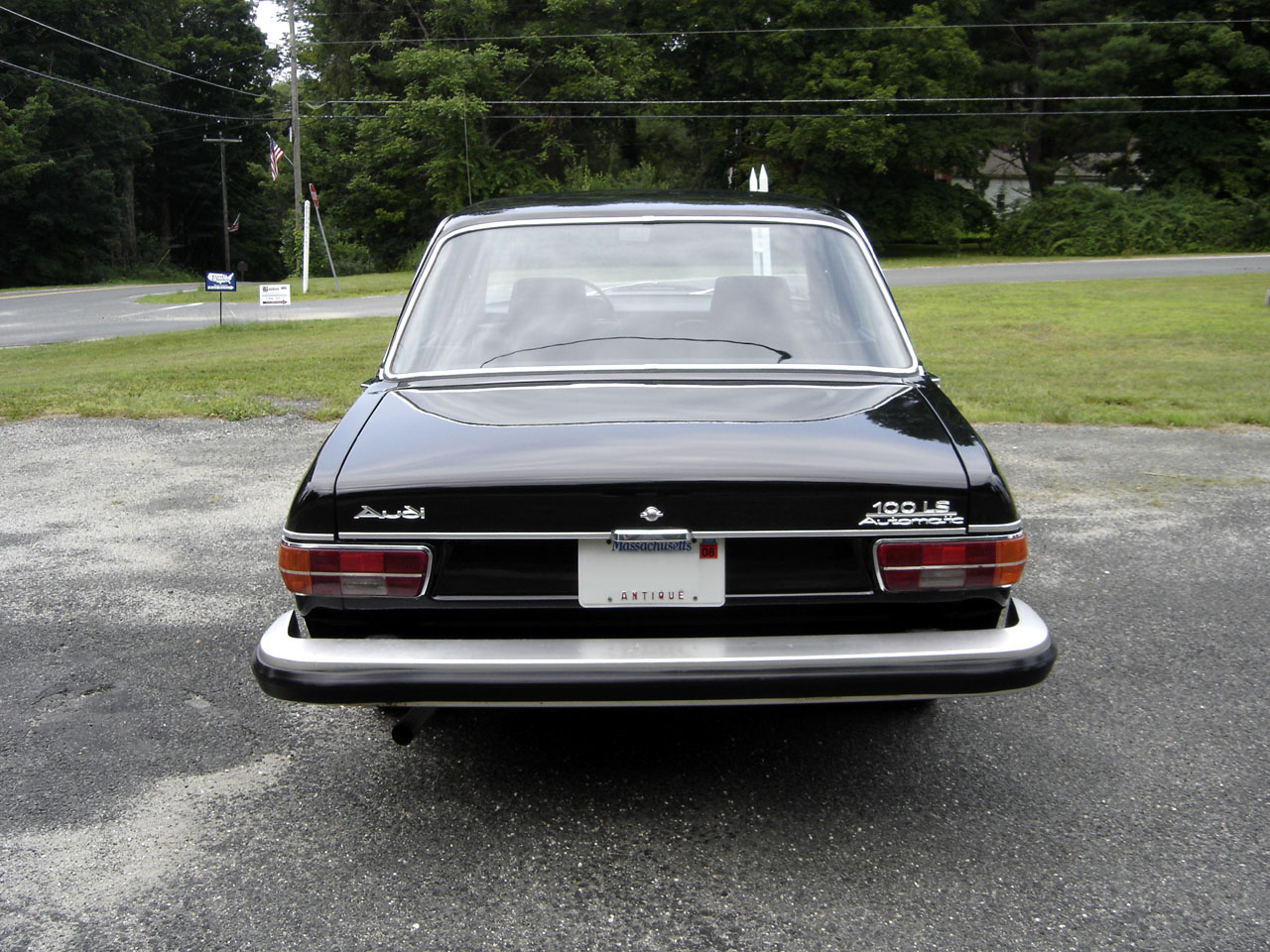 Vehicles For Sale: 2-Owner, Low-Mile 1974 Audi 100LS For Sale
