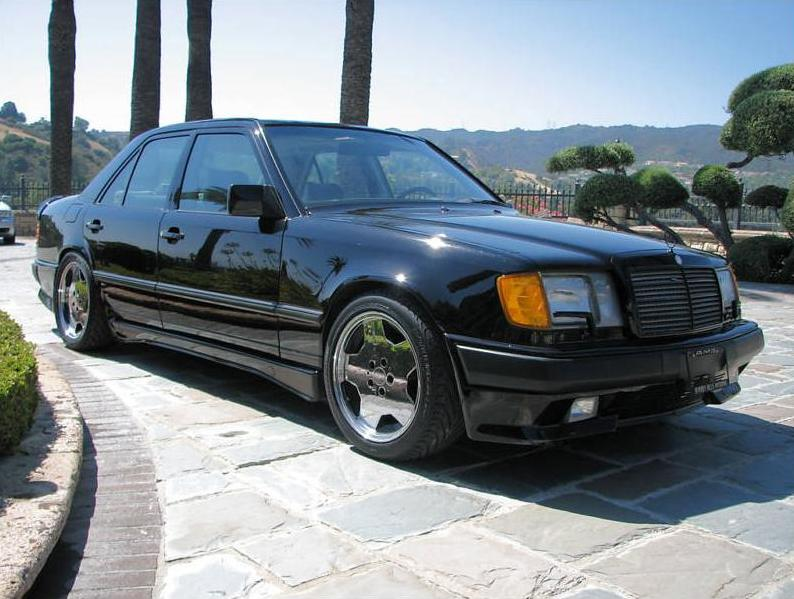 1987 mercedes benz 300e amg hammer 6 0 german cars for