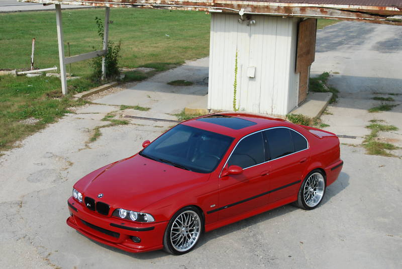 Clean 2000 E39 Bmw M5 Red Dinan S1 German Cars For Sale Blog
