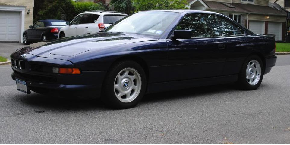 1992 BMW 850i 6-speed for sale | German Cars For Sale Blog