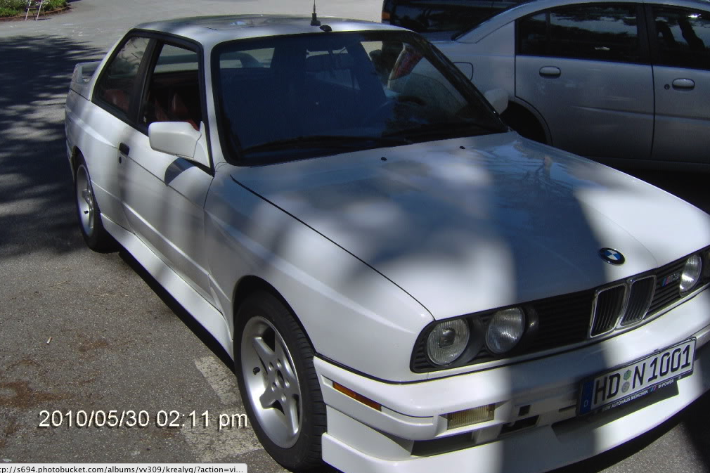 1988 BMW M3 for sale in San Francisco – German Cars For ...