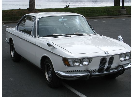 Fun 1967 Bmw 2000 Cs Coupe German Cars For Sale Blog