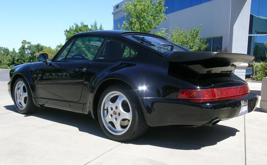 1992 Porsche 911 Turbo in the 964 Hunt – German Cars For