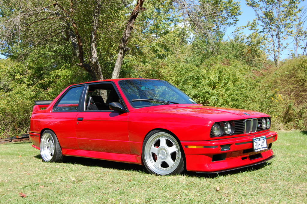 Restomod Bmw 1987 E30 325is To M3 German Cars For Sale Blog