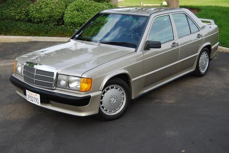 1986 mercedes benz 190e 2 3 16 german cars for sale blog for Mercedes benz 190e cosworth for sale