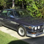 1984 Alpina B7 Turbo For Sale BMW e28