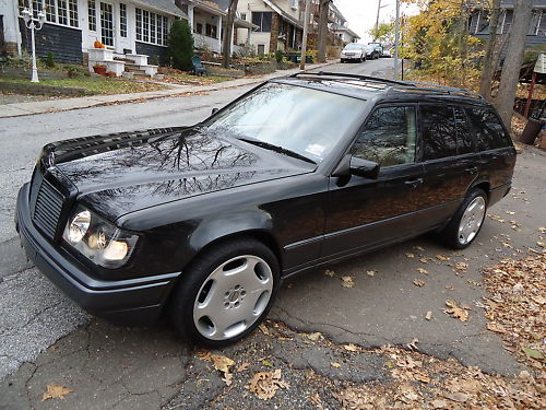 1989 Mercedes 300te With Some Extras German Cars For