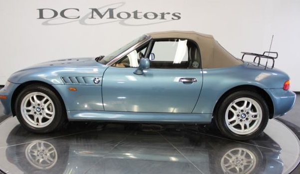 1996 Bmw Z3 007 Edition With 16 Yes 16 Miles German