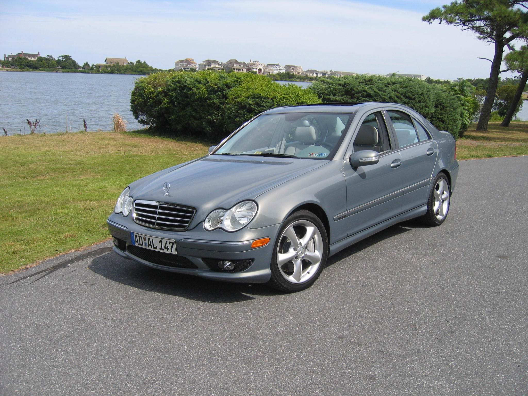 Mercedes Benz C 2007 Mercedes Benz C230 German Cars For