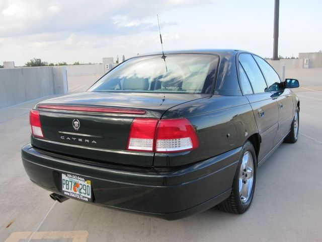 2001 cadillac catera opel omega with low mileage german cars for sale blog. Black Bedroom Furniture Sets. Home Design Ideas