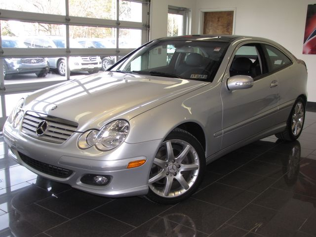 2005 mercedes benz c320 6 speed sportcoupe german cars. Black Bedroom Furniture Sets. Home Design Ideas