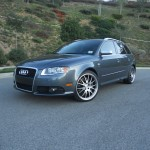 2006 Audi S6 Avant For Sale Silver on Black 6 Speed