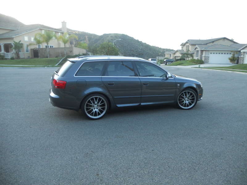 Reader Ride 2006 Audi S4 Avant For Sale In Los Angeles