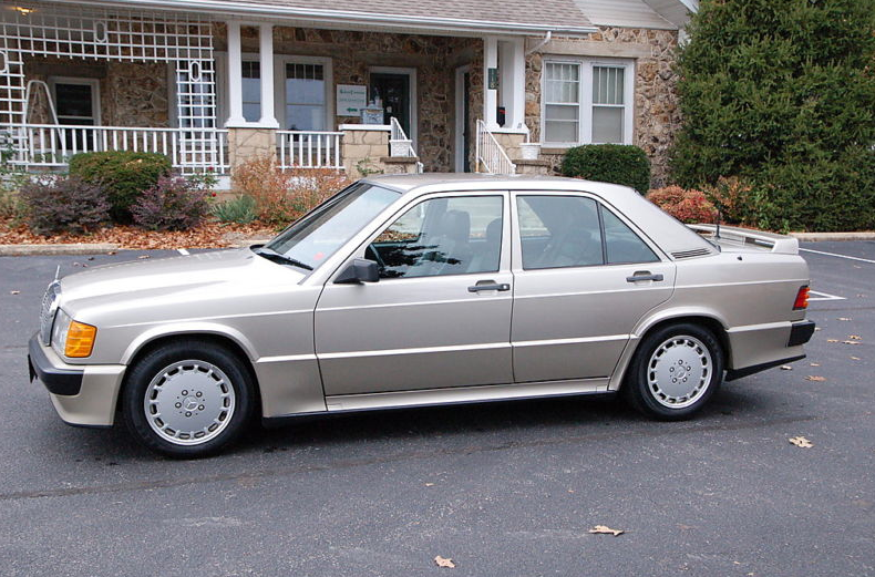1986 mercedes benz 190e 2 3 16 with 56k miles german. Black Bedroom Furniture Sets. Home Design Ideas