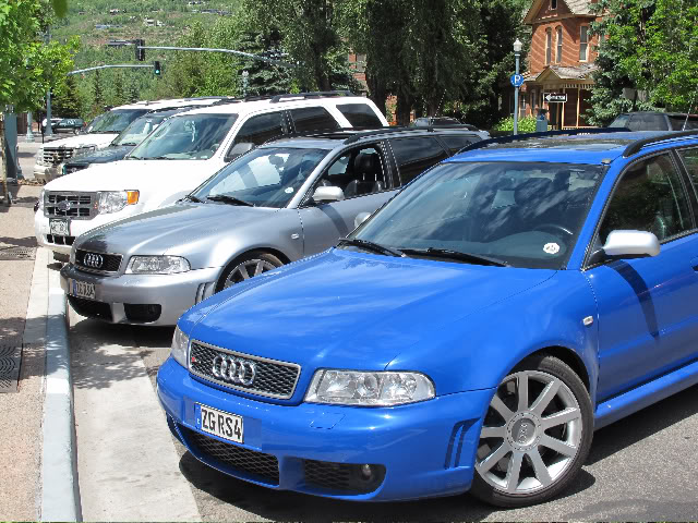 2000 Audi RS4 Avant, 1 of 4 in the USA | German Cars For Sale Blog