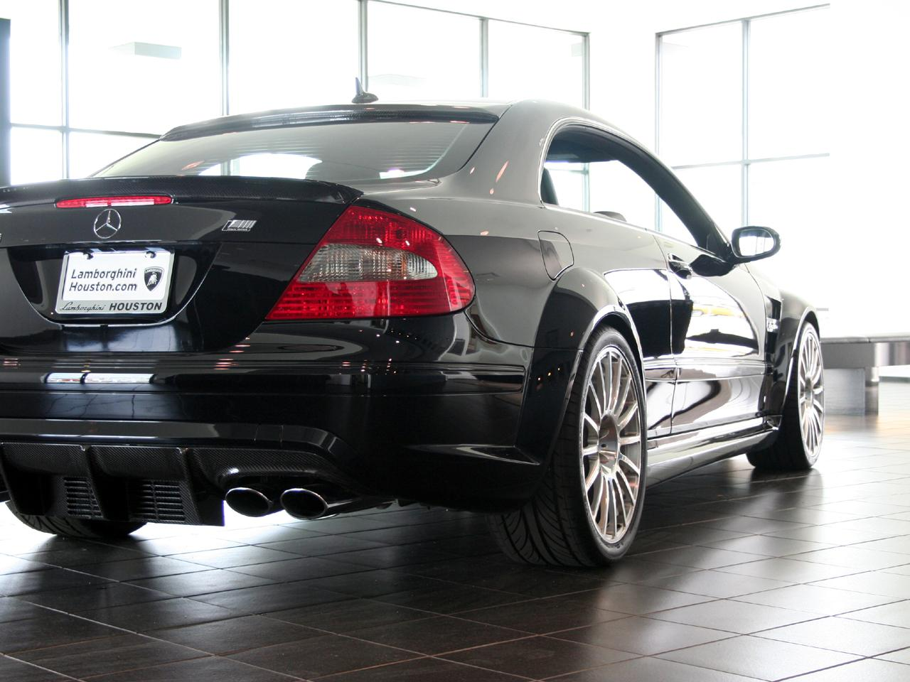 Mercedes benz clk63 black series 13 german cars for sale for Mercedes benz clk63 amg black series for sale