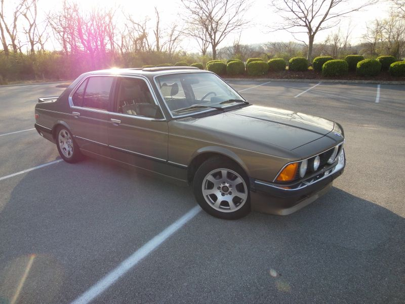 1986 Bmw 735i Euro 5 Speed Lsd No Reserve German Cars For Sale Blog