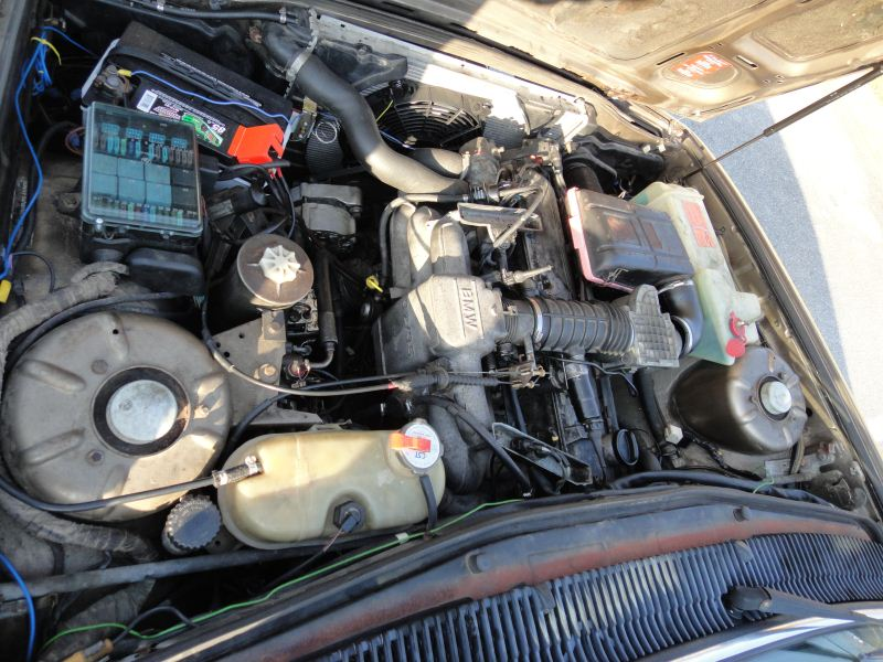 bmw e32 engine bay diagram 1986 bmw 735i euro 5-speed lsd no reserve – german cars ... 2000 bmw 740il engine bay diagram #7