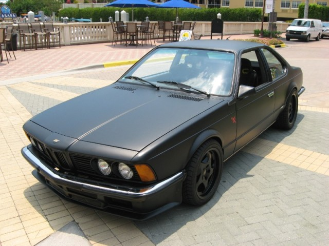 Willy K 195 182 Nig S 1984 Bmw M6 German Cars For Sale Blog