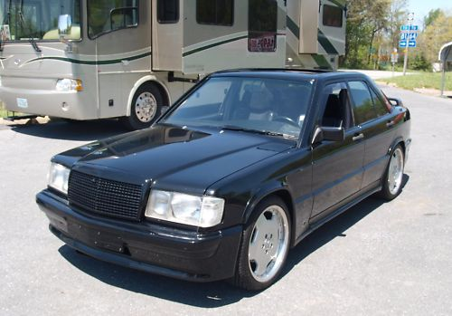 1985 Mercedes 190e 3 6 Amg German Cars For Sale Blog