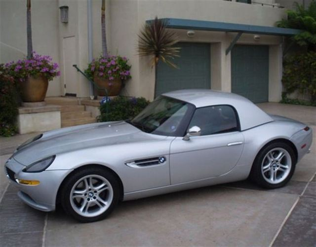 2000 Bmw Z8 German Cars For Sale Blog