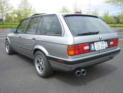 Us Federalized E30 Touring For Sale German Cars For Sale Blog