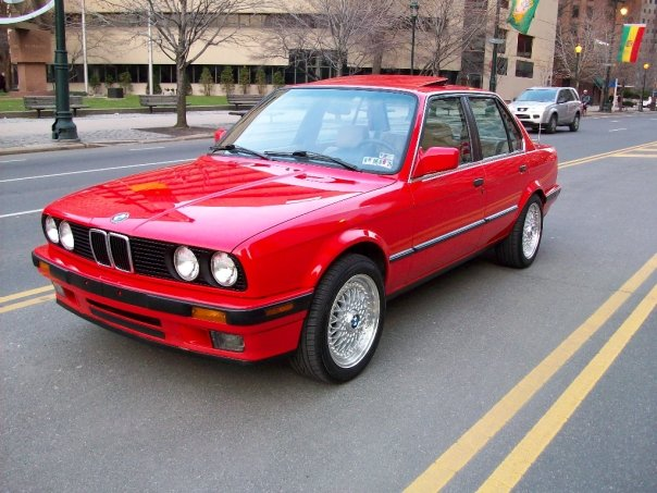 1991 BMW 318i – German Cars For Sale Blog