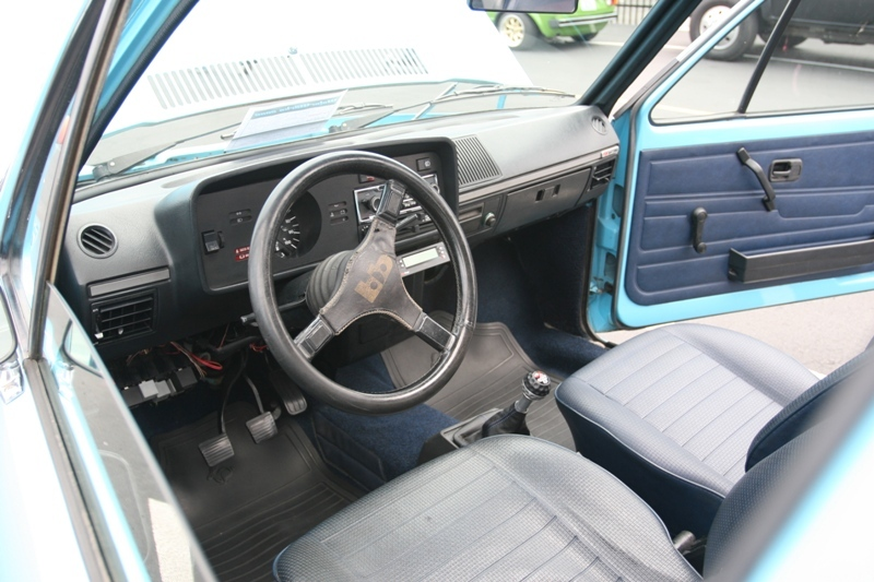 1977 Volkswagen Rabbit Tdi Interior German Cars For Sale Blog