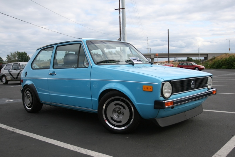 1977 Volkswagen Rabbit Tdi Passenger German Cars For Sale Blog