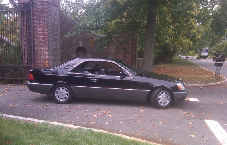 1995 mercedes benz s500 coupe german cars for sale blog for Mercedes benz s500 for sale