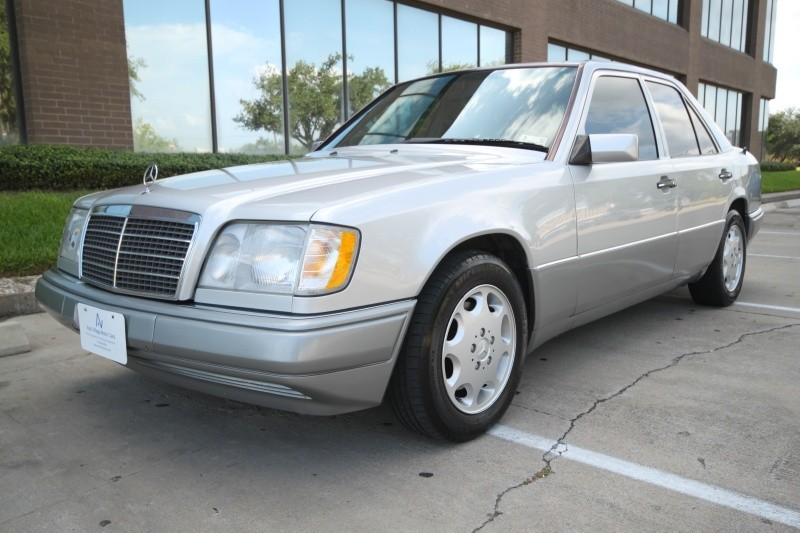1994 mercedes benz e320 with 64 000 miles german cars for sale blog 1994 mercedes benz e320 with 64 000