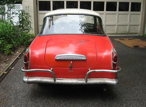1958 Goggomobil TS400 Coupe On EBay