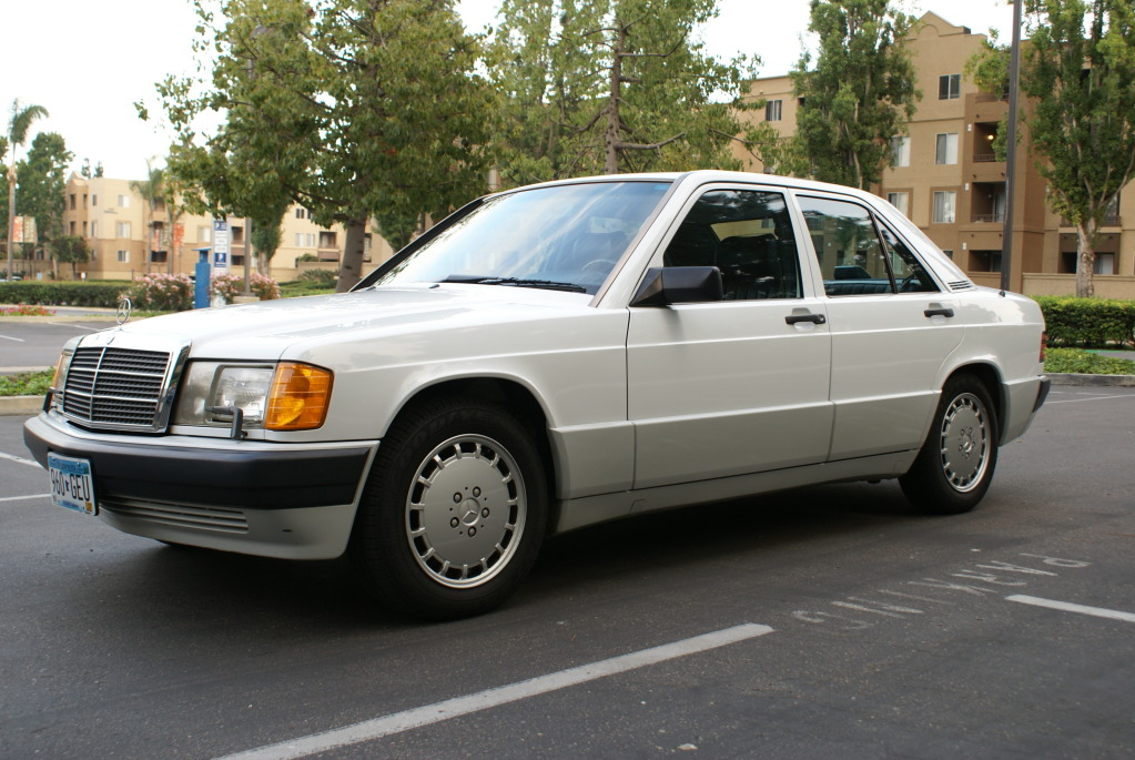 1991 mercedes benz 190e 2 6 german cars for sale blog