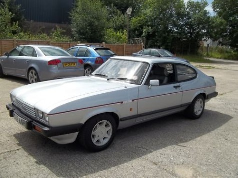 1986 ford capri german cars for sale blog. Black Bedroom Furniture Sets. Home Design Ideas