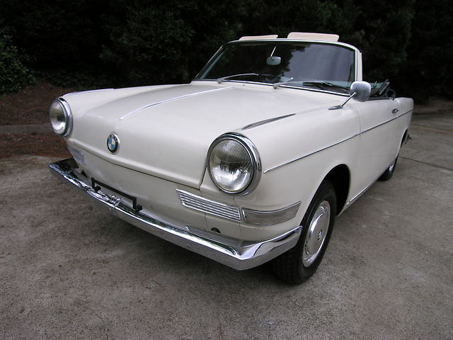 Weekend Edition – Three Magnificently Restored BMW 700s available ...