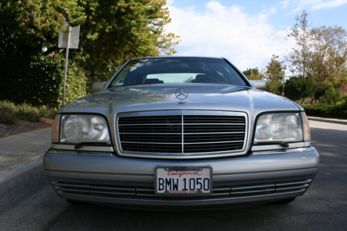 1995 mercedes benz s320 german cars for sale blog for Mercedes benz 1995 s320