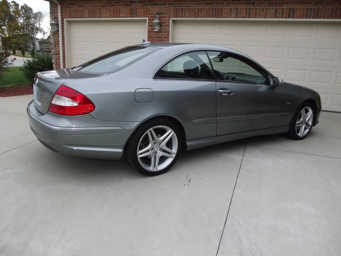 2009 Mercedes Benz CLK350 Coupe Grand Edition On EBay