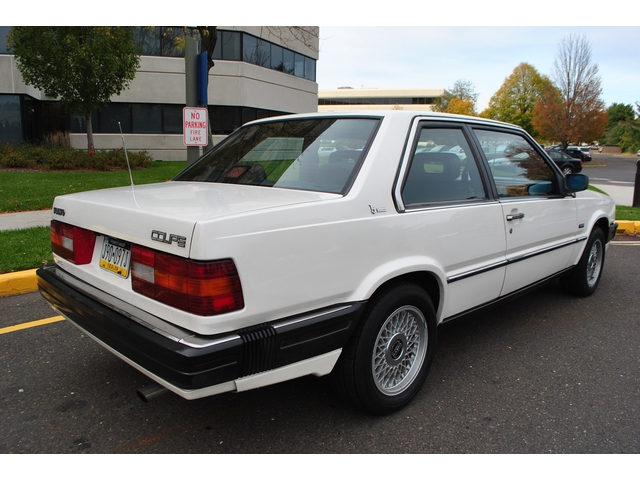 1991 Volvo 780 Coupe – German Cars For Sale Blog