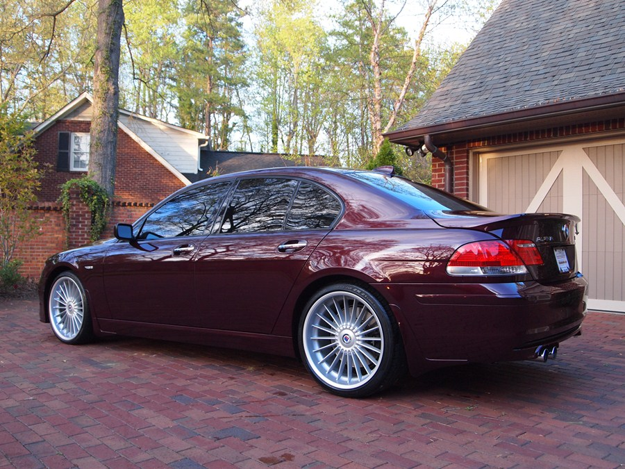 2007 Alpina B7 Driver | German Cars For Sale Blog