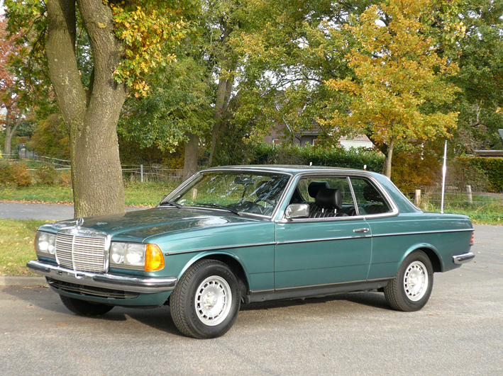 Old Mercedes Benz For Sale Near Me >> 1984 Mercedes-Benz 230CE | German Cars For Sale Blog