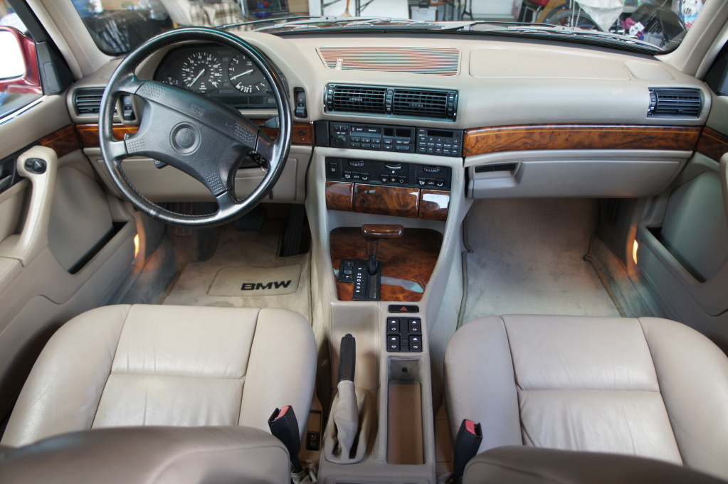 1994 Bmw 740il With 52k Miles German Cars For Sale Blog