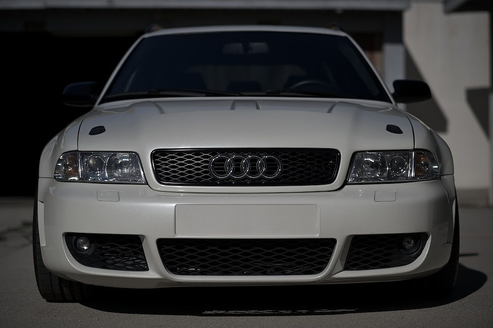 Mean Santa's Sleigh: 2001 S4 W/ OEM RS4 Widebody