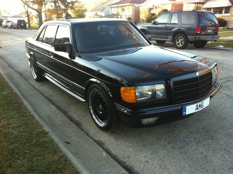 560SEL – Page 3 – German Cars For Sale Blog
