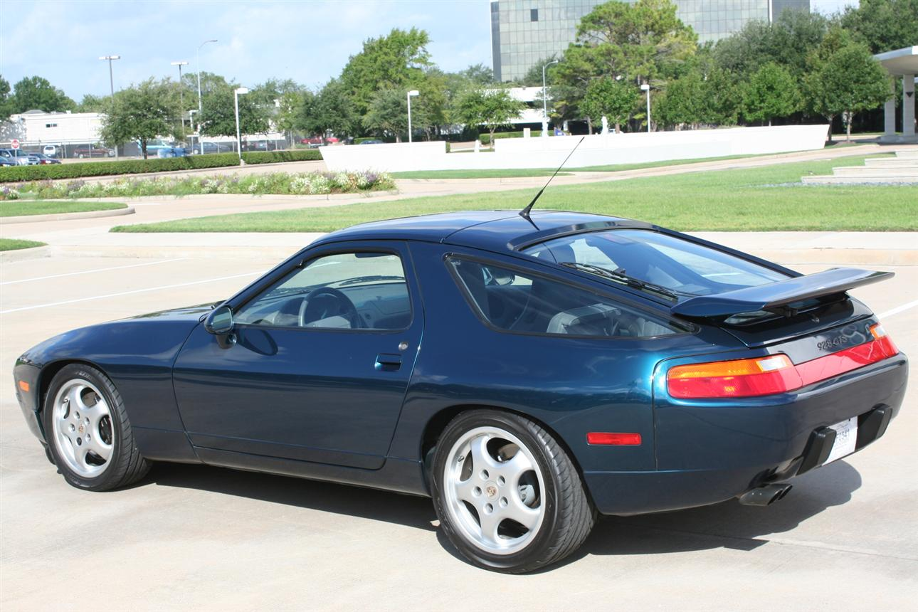 1993 Porsche 928 Gts 5 Speed German Cars For Sale Blog