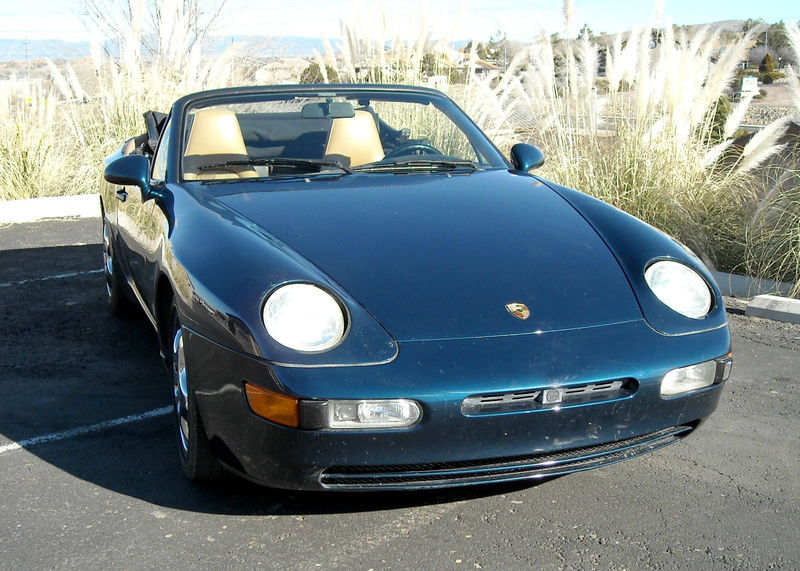 it 39 s um er convertible season low mileage 1993 porsche 968 cab for sale german cars for. Black Bedroom Furniture Sets. Home Design Ideas
