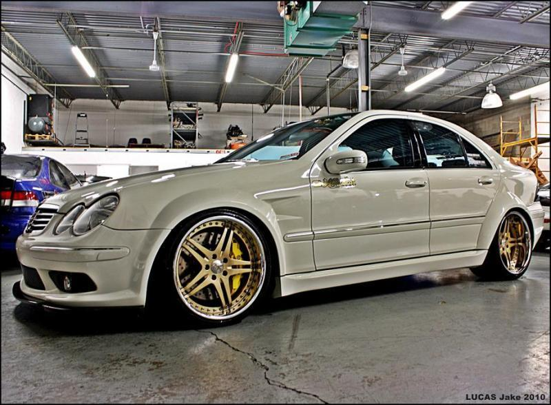 C55 archives german cars for sale blog for Custom mercedes benz for sale