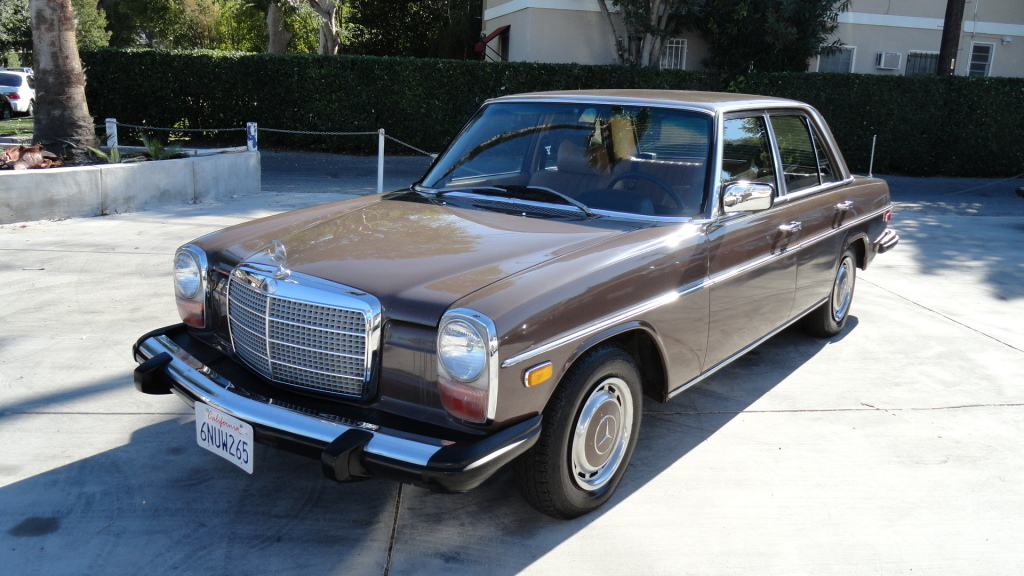 1975 mercedes benz 240d german cars for sale blog for 240 mercedes benz for sale