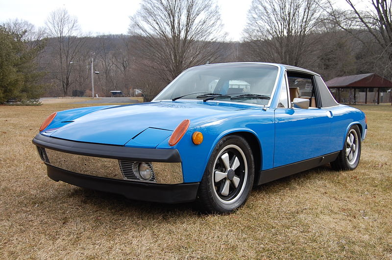 pristine 1970 porsche 914 6 for sale german cars for sale blog. Black Bedroom Furniture Sets. Home Design Ideas