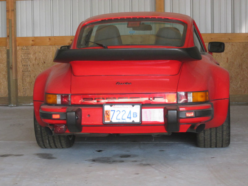 ruf something or other for sale  u2013 1980 porsche 930